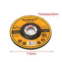 1Pc 115MM Resin Cutting Wheel Grinding Disc Blade For Angle Grinder 22MM Bore