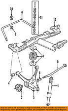 GM OEM Rear Suspension-Control Arm 25820031