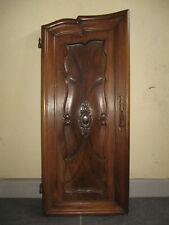 1 PORTE ANCIENNE EN NOYER--ANCIENT DOOR--N°189