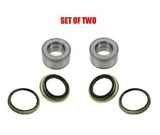 Fits: Toyota Tundra 4WD Front Wheel Hub Bearings & Seals 2000-2006 SET OF TWO