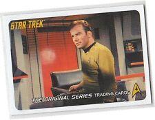 Star Trek TOS Original 40th Anniversary Season 1 - UK Promo Card - UK Exclusive