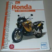 Reparaturanleitung Honda XL 1000 V Varadero ab Baujahr 1999 Bucheli Buch NEU!