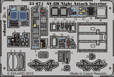 Eduard Zoom 33074 1/32 McDonnell-Douglas Av-8b Harrier Noche ataque Trumpeter