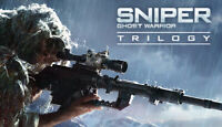 Sniper Ghost Warrior Trilogy | Steam Key | PC | Digital | Worldwide
