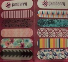 Jamberry Nail Wraps Sample Accent Sheet Spring/Summer 2016 Retired Designs