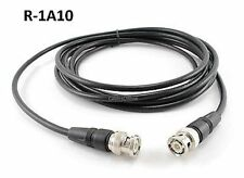 10ft RG58A/U Quality BNC Antenna/ Network Coaxial Cable - CablesOnline R-1A10