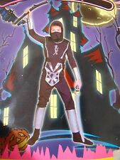 Suppa Ninja Halloween Costume Boy's California Costumes XS X-Small 4-6 #1288