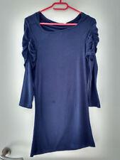 Damen Shirt, AMISU, Größe S/36, dunkelblau, gebraucht