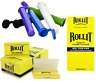 Rolling Papers Roll-it ROLLIT 24 Packs Booklets BOX 100 Leaves Pack - FREE TUBES