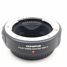 USED Olympus MMF-3 Four Thirds Lens to Micro Four Thirds Lens Mount Adapter