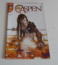 comics Fr  Delcourt   Aspen   N° 3    juin11