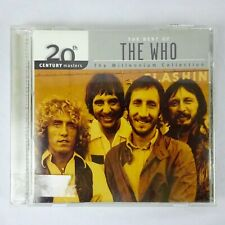 The Who The Best of The Who CD 1999 MCA Records