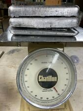Pure Soft lead ingots 24 pounds for bullet casting or sinkers.flat 8.00 shipping