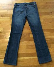 Genetic Denim Slim Bootcut The Riley Jeans Women's Size 25 X 30