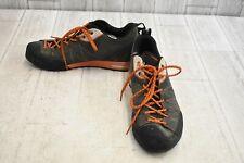 Scarpa Gecko Approach Shoe - Men's Size 9.5 - Gray *DAMAGED