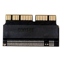 Carte Adaptateur SSD NGFF M.2 NVME pour la Mise à Niveau Du MacBook Air (An E5M6