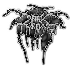 DARK THRONE DARKTHRONE METALL PIN # 1 LOGO ANSTECKER BADGE BUTTON