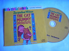 THE CAT MUMMY - READ BY SOPHIE THOMPSON  GUARDIAN PROMO AUDIO CD