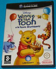 Winnie the Pooh e le pance brontolanti - GameCube GC - PAL