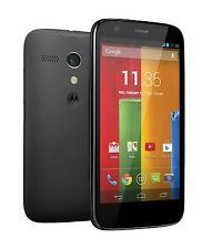 "MOTOROLA MOTO G Boost Mobile ANDROID SMART Phone 8GB 4.5"" HD TFT Display, NEW"