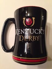 KENTUCKY DERBY COFFEE MUG OFFICIAL PRODUCT OF CHURCHILL DOWNS