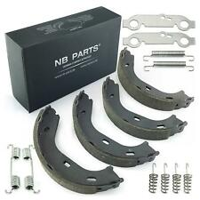 Brake Shoes Set Set + Accessories for Handbrake Parking Brake Mercedes-benz