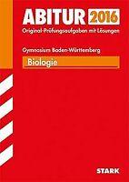 Abiturprüfung Baden-Württemberg - Biologie von Lingg, We... | Buch | Zustand gut