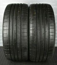 Two GoodYear Eagle F1 Asymmetric 2 235/40ZR19 92 Y N0 Porsche 911    500 miles