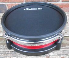 "NEW Alesis Crimson 8"" Dual-Zone Electronic Mesh Drum Pad"