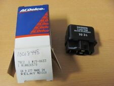 NOS 76 77 78 79 80 81 Firebird A/C Blower Relay 10026578 10018448 Pontiac
