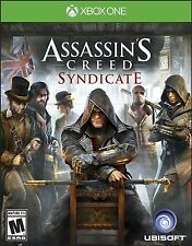 neuf assassin's creed :Syndicate (Microsoft Xbox One, 2015)