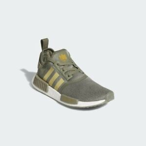 Adidas NMD_R1 'Legacy Green' FZ084 Womens Sneakers Shoes Size 5