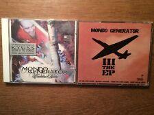 Mondo Generator [2 CD] Demolition Day/III Tour Ep  + Cocaine Rodeo/ Nick Oliveri