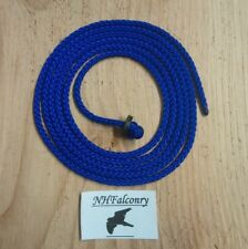 SET OF 5 Falconry Welded Knot Leashes- Superb Quality-