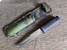 Original Czech Army Basic Attack Knife UTON VZ.75 MIKOV VZ.95 Camo - New