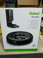 iRobot® Roomba® i7+ Wi-Fi® Connected Robot Vacuum with Automatic Dirt Disposal