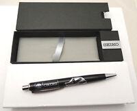 SEIKO Official FC Barcelona Commemorative Limited Edition Pen w/ Black Gift Box