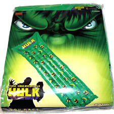 "The Incredible HULK 72"" Swimming Float Raft / Inflatable Raft NEW!"