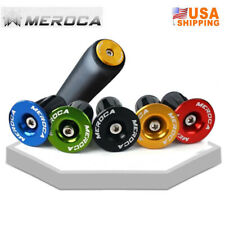 Bar Ends Lightweight 3D forged alloy 22.2mm MTB Bike Cycle Handlebar Grips