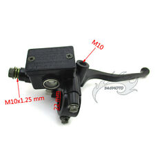 Front Right Hydraulic Brake Master Cylinder Lever For Honda CM450 Motorcycle