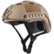 Stile dell'esercito SWAT Combat PJ Tipo casco veloce per CQB Shooting Airso N8M7