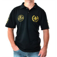 AYRTON SENNA POLO SHIRT JOHN PLAYER SPECIAL LOTUS 97T FORMULA 1 F1 M OR L SIZE