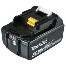 GENUINE MAKITA 18V LITHIUM ION 4AH BATTERY WITH GAUGE  BL1840B - AU STOCK
