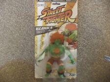 Street Fighter Savage World Action Figure Blanka