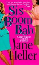 Sis Boom Bah by Jane Heller (2000, Paperback) Novel
