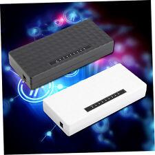 8-port Hubs 1000mbps Gigabit Ethernet Desktop Switch fast Network Of