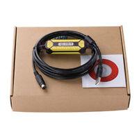 FX-USB-AW Suitable Mitsubishi FX3U 3G 1N 2N 1S Series PLC Programming Cable