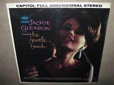JACKIE GLEASON The Gentle Touch RARE SEALED New Vinyl LP 1961 SW-1519 Jazz Swing