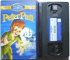 PETER PAN - Walt Disney Meisterwerke - VHS > Special Collection