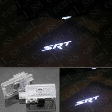 Led Lights Door Projector Welcome Logo Emblem Kit For Dodge Charger SRT 2006-19